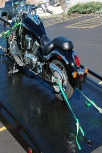 Towing Services - Motorcycle Towing